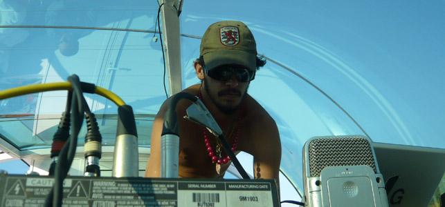 WPMG en croisière déjà, lors de European Sound Delta. © Coll.MU